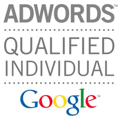 Logo Adwords Qualified Individual für Regina Leutgeb Hattenberger